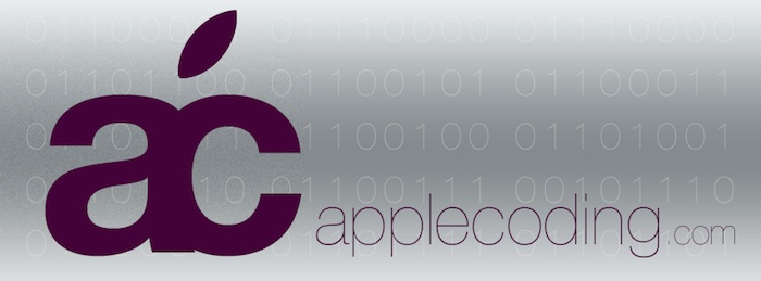 Banner Apple Coding