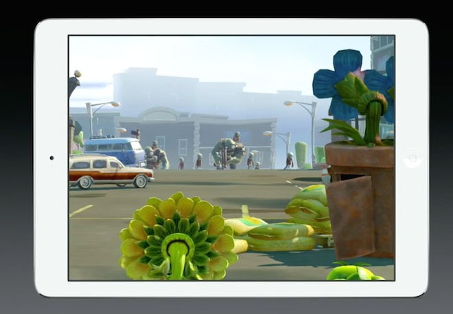 Plants vs Zombies: Garden Warfare para iOS 8