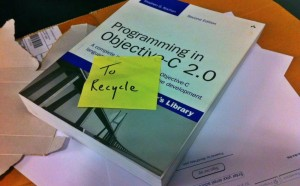 Objective-C Book Recycled Swift