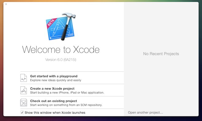 Photo of Xcode 6 Beta, disponible para todos gratuitamente