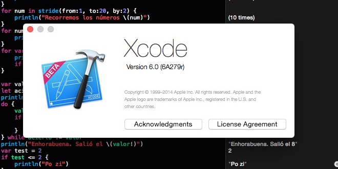 Photo of Xcode 6 Beta 5 y nuevos cambios en Swift: opcionales