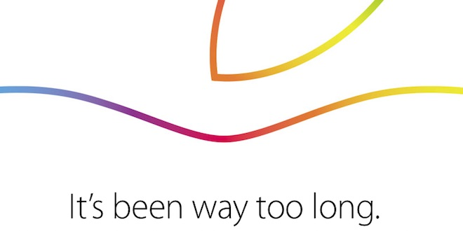 Photo of Seguimiento en directo, «It's been way too long», evento de Apple 10-2014