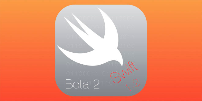Swift 1.2 Beta 2