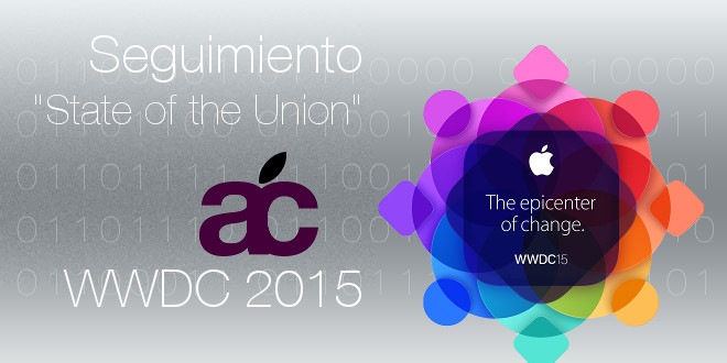 Photo of Seguimiento en directo, conferencia «State of the Union» WWDC 2015