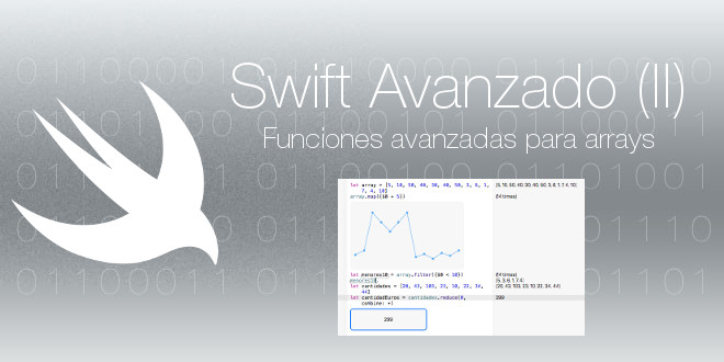 Photo of Swift Avanzado (II): Map, reduce y filter, funciones avanzadas para arrays