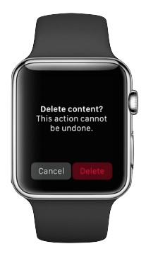 watchOS2 UIAlertView