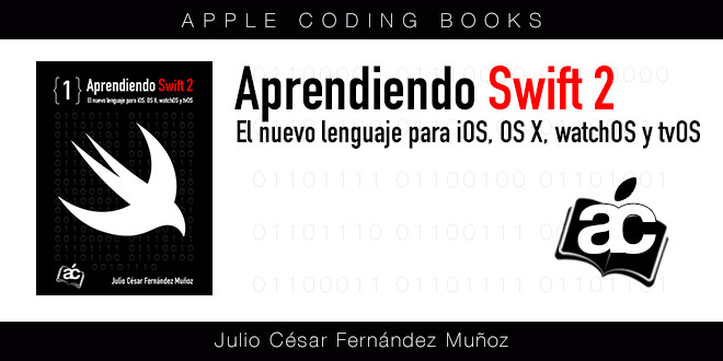 Photo of «Aprendiendo Swift 2», ya a la venta en iBooks y la tienda Kindle