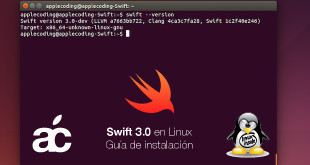 Linux Swift Install