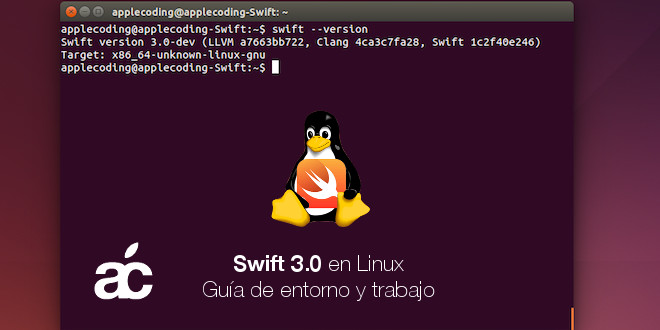 Linux Swift Trabajo