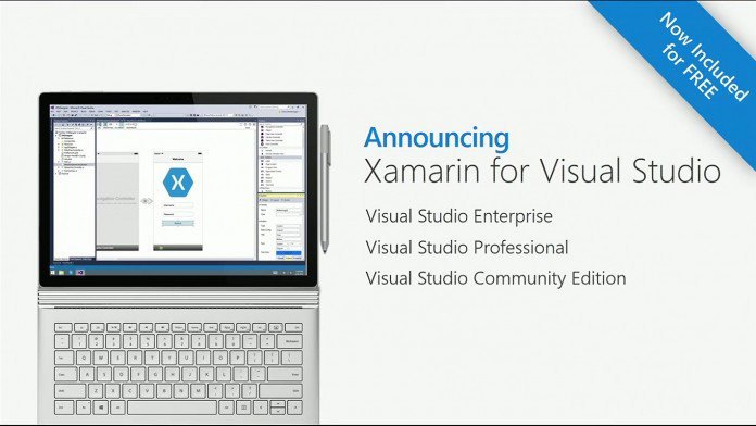 Xamarin Visual Studio