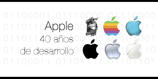 Photo of Apple, 40 años de desarrollo