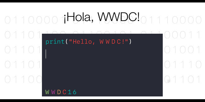 Photo of Apple anuncia la WWDC'16 en Swift: del 13 al 17 de junio