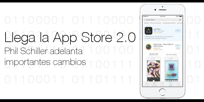 Photo of Llega la App Store 2.0, Phil Schiller adelanta importantes cambios