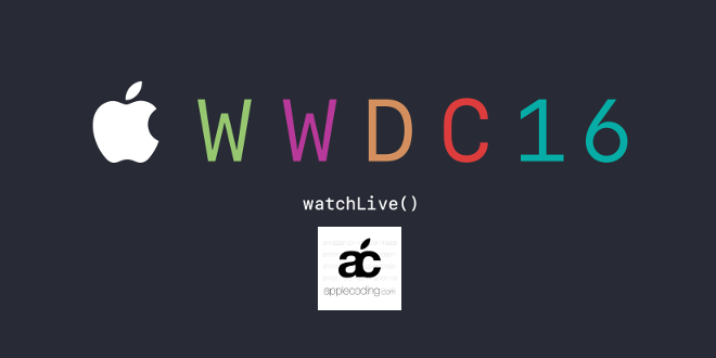 Photo of Cobertura en directo: WWDC 2016, Platforms State of the Union