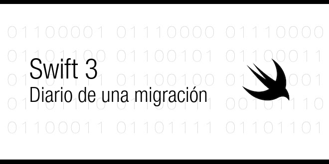 Photo of Diario de una migración a Swift 3