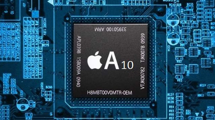 CPU Apple A10 ARM