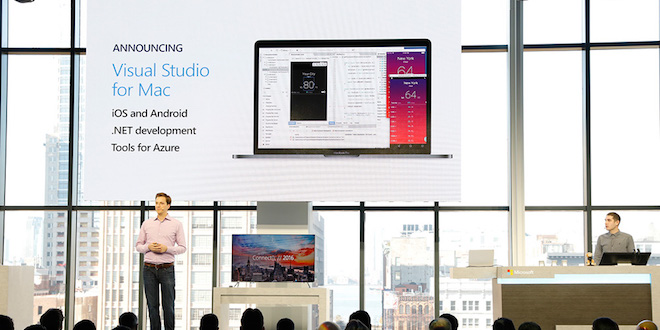 Photo of Visual Studio para Mac disponible