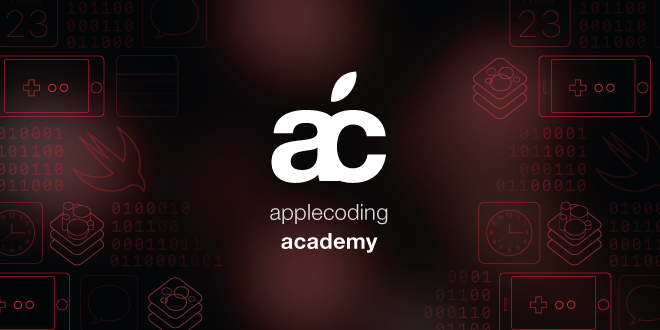 Banner Apple Coding Academy