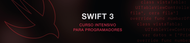 Swift 3. Curso Intensivo para Programadores
