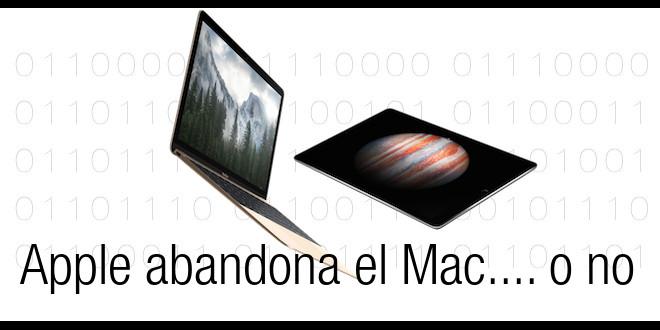 Photo of Apple abandona el Mac… o no