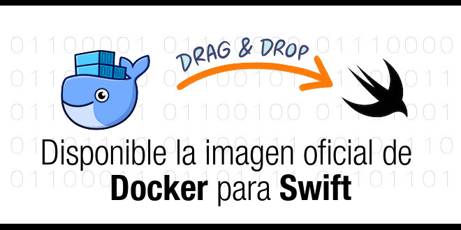 Photo of Disponible la imagen oficial de Docker para Swift