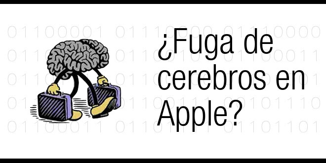 Photo of ¿Fuga de cerebros en Apple?