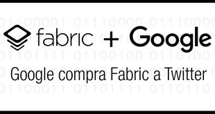 Google compra Fabric