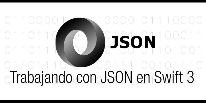 Trabajando con JSON en Swift 3