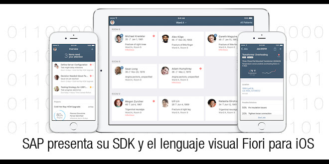 Photo of SAP presenta su SDK y el lenguaje visual Fiori para iOS