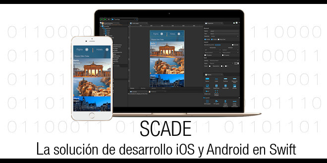 Photo of SCADE, la solución de desarrollo iOS y Android en Swift