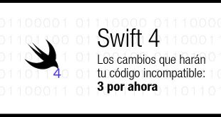 Swift 4 Cambios