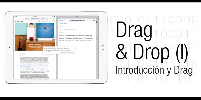 Photo of Drag & Drop (I): Introducción y Drag