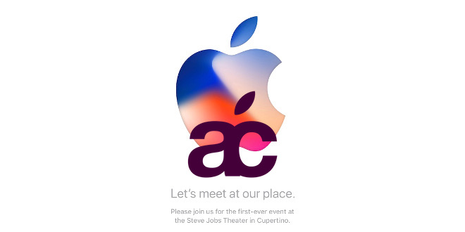 Apple Event September 2017 AC