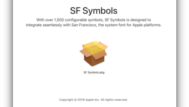 Photo of Apple lanza SF Symbols Beta 2 y nuevas versiones de sus tipografías