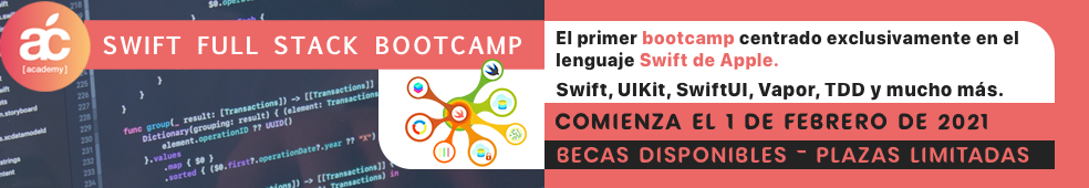 Swift Full Stack Bootcamp